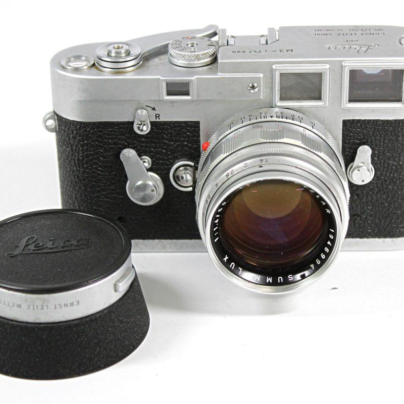 仙台のライカなどのアンティークカメラの買取と販売ならecology(エコロジー)にお任せください。