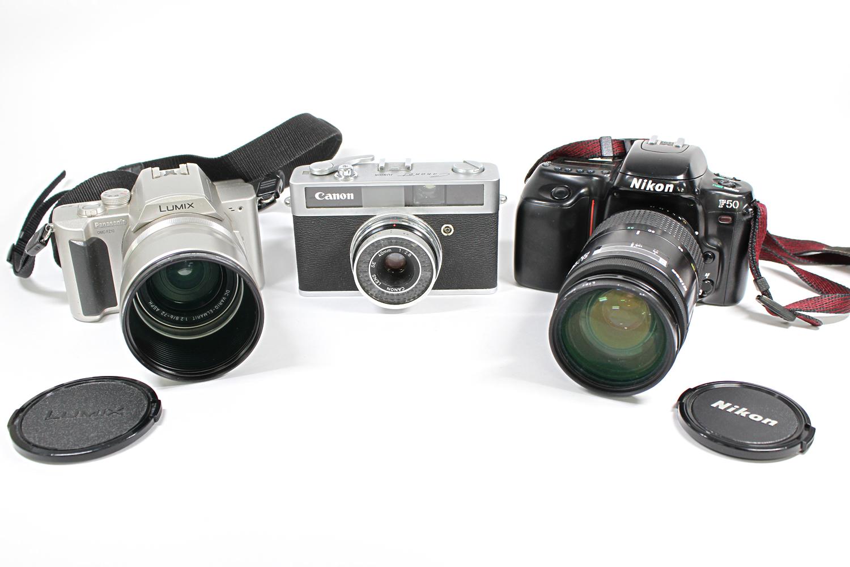 仙台のルミックス、キャノン、ニコンなどのカメラの買取と販売ならecology(エコロジー)にお任せください。