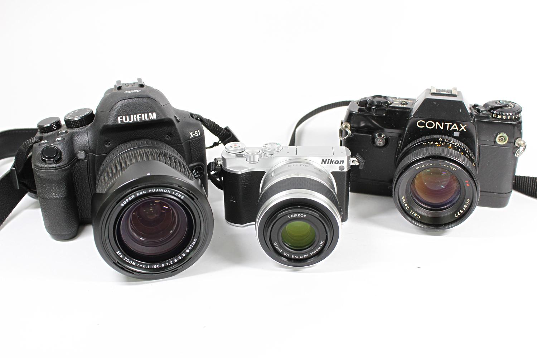 仙台のフジフイルム、ニコン、コンタックスなどのカメラの買取と販売ならecology(エコロジー)にお任せください。
