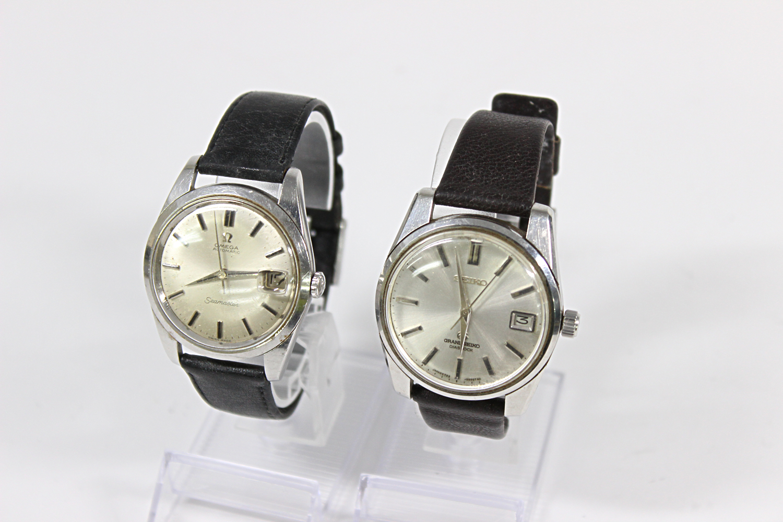 仙台のオメガなどの高級腕時計の買取と販売ならecology(エコロジー)にお任せください。