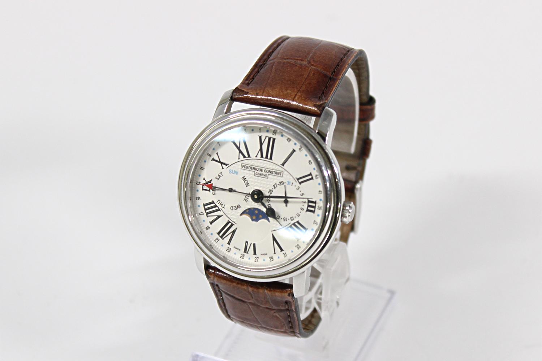 仙台のフレデリック・コンスタントなどの高級腕時計の買取と販売ならecology(エコロジー)にお任せください。