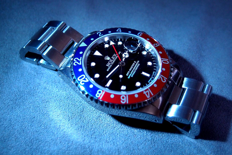 仙台のROLEX(ロレックス)のGMTマスターなどの高級腕時計の買取と販売ならecology(エコロジー)にお任せください。